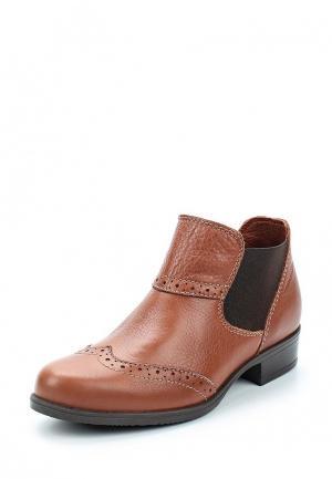 Ботинки Romer. Цвет: коричневый