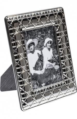 Рамка для фото Russian Сut Tsar. Цвет: серебряный