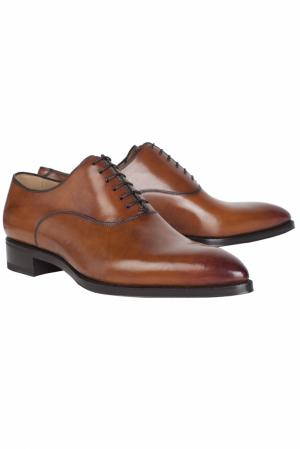 Мужские туфли New Platers Flat Christian Louboutin. Цвет: коричневый