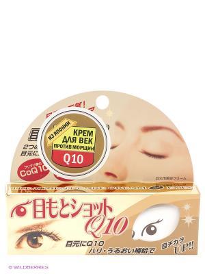 Крем для кожи вокруг глаз против морщин с коэнзимом Q10 Roland 20 гр. Цвет: белый