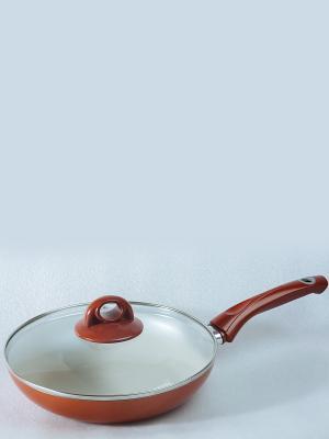 Сковорода Jarko. Цвет: красный