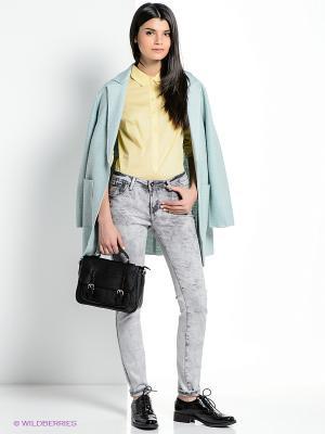 Джинсы New Look. Цвет: серый