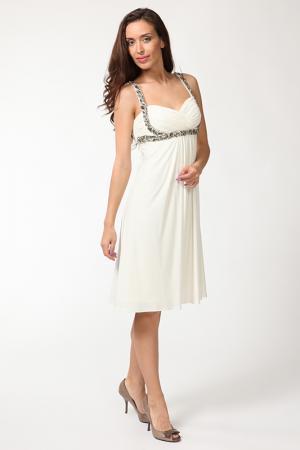Платье Mona Kalin. Цвет: белый