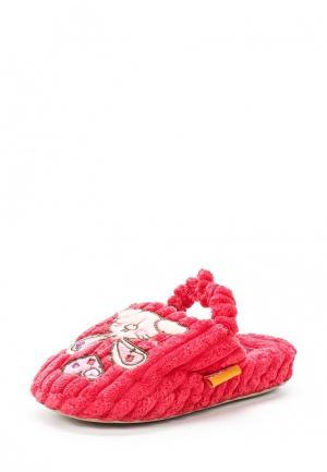 Тапочки Dream Feet. Цвет: розовый