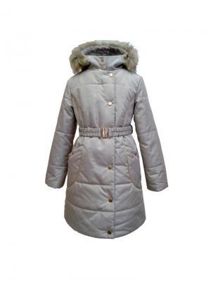 Пальто Stillini. Цвет: светло-серый