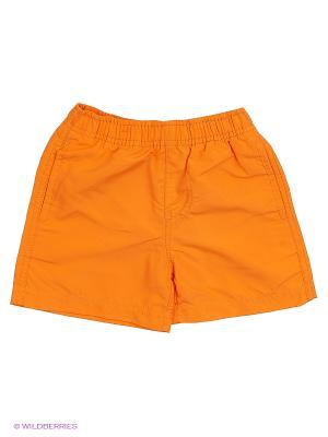 Шорты для купания Modis. Цвет: светло-оранжевый
