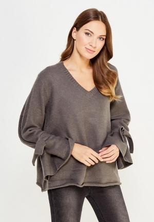 Пуловер Glamorous. Цвет: серый