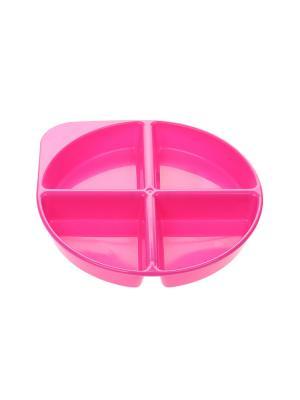 Менажница Migura. Цвет: розовый