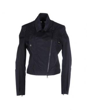 Куртка BLAUER. Цвет: темно-синий