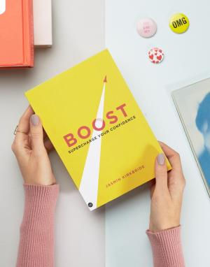 Books Книга Boost: Supercharge Your Confidence. Цвет: мульти