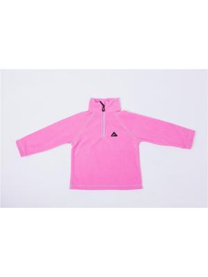 Джемпер ЛисФлис. Цвет: розовый