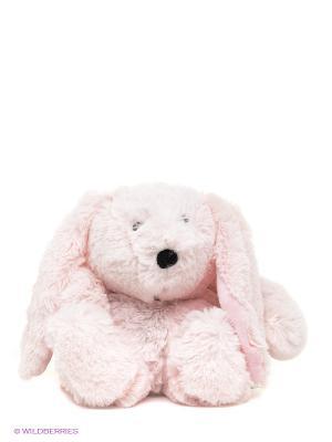 Игрушка-грелка Cozy Plush Розовый кролик Warmies. Цвет: розовый
