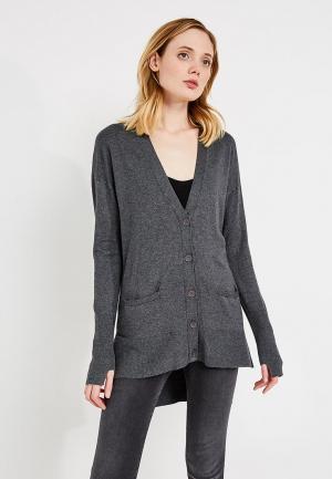 Кардиган DKNY. Цвет: серый