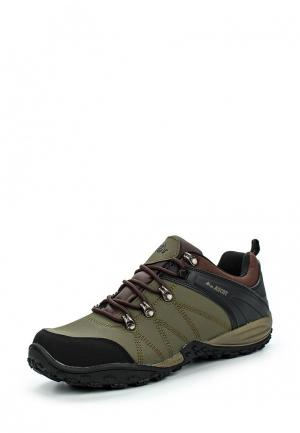 Ботинки трекинговые Ascot. Цвет: разноцветный