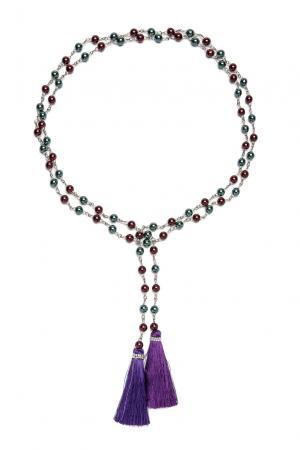 Ожерелье-пояс 187641 Bygakoff. Цвет: разноцветный