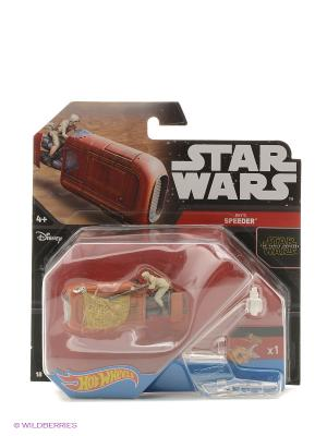 Звездолёт серии Звёздные войны Hot Wheels. Цвет: бежевый, оранжевый