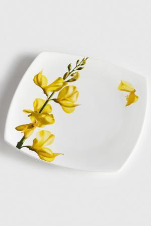 Тарелка десертная Ceramiche Viva. Цвет: мультицвет