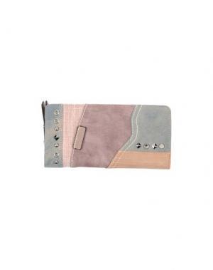 Бумажник VOLUM. Цвет: светло-коричневый