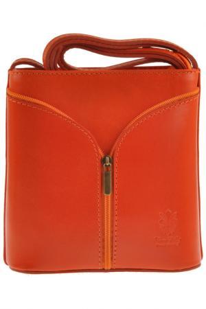 Сумка Classe Regina. Цвет: оранжевый