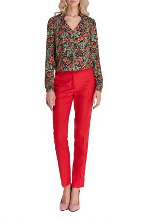 Trousers Colett. Цвет: red