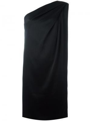 Платье Louvre Talbot Runhof. Цвет: чёрный