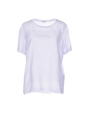 Блузка COSTUME NEMUTSO. Цвет: белый