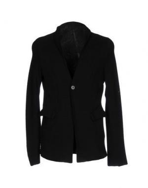 Пиджак MANUEL MARTE. Цвет: черный