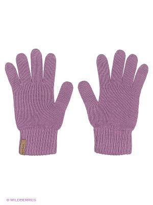 Перчатки NORTON. Цвет: сиреневый