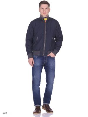 Куртка ASHER MAN Parajumpers. Цвет: темно-синий
