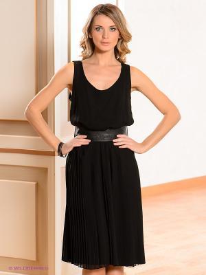 Платье Lisa Campione. Цвет: черный