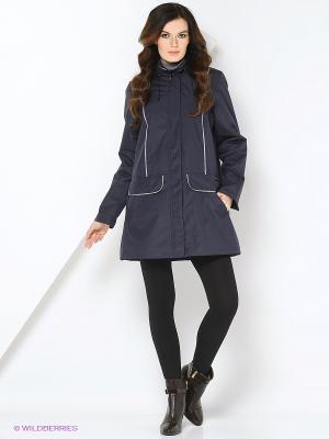 Куртка MARIS Maritta. Цвет: синий