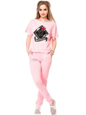 Костюм Issa Plus. Цвет: розовый