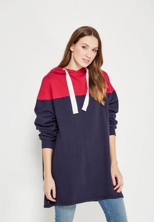 Платье Tommy Jeans. Цвет: синий