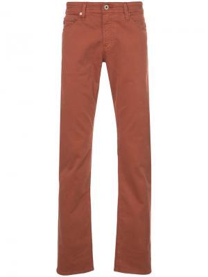 Джинсы Graduate Ag Jeans. Цвет: жёлтый и оранжевый