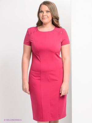 Платье Marlen. Цвет: фуксия