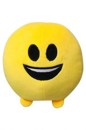 Мягкая  игрушка Imoji. Цвет: желтый