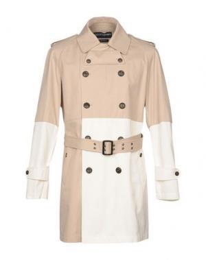 Легкое пальто THE CRYPTONYM. Цвет: песочный