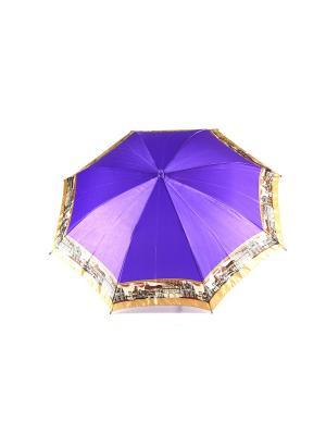 Зонты 1Azaliya. Цвет: сиреневый