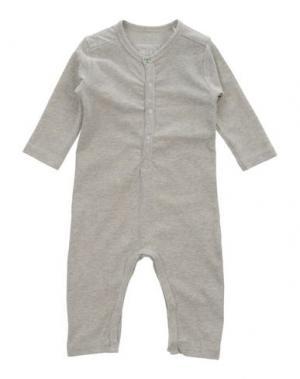 Детский комбинезон IMPS&ELFS. Цвет: светло-серый