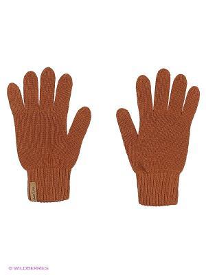 Перчатки NORTON. Цвет: оранжевый