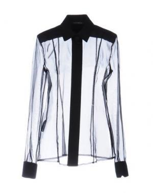Pубашка TENAX. Цвет: черный