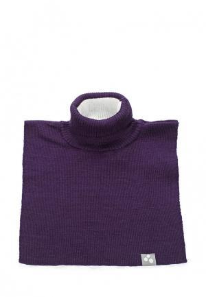 Воротник Huppa. Цвет: фиолетовый