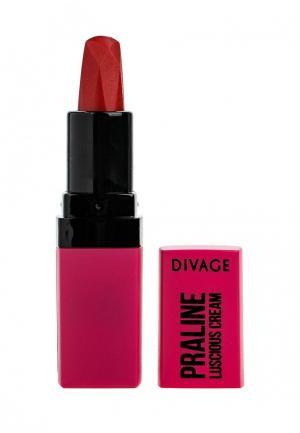 Помада для губ Divage. Цвет: красный