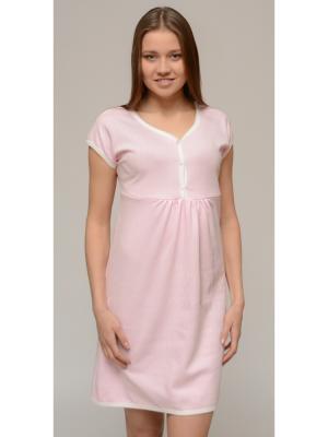 Сорочка Ням-Ням. Цвет: розовый