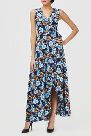 Платье Adelin Fostayn. Цвет: цветной