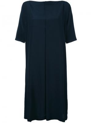Loose-fit dress Daniela Gregis. Цвет: синий
