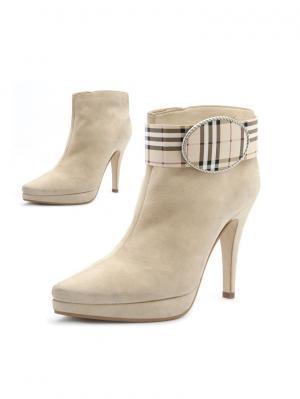 Ремни для обуви Hot Fashion. Цвет: коричневый, бежевый