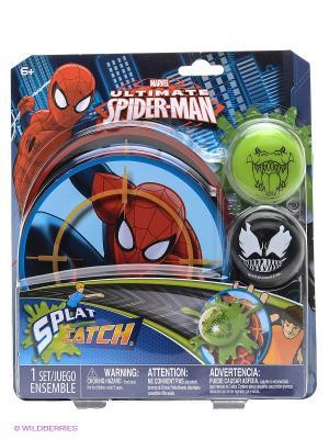 Игровой набор Человек Паук Marvel. Цвет: синий, красный