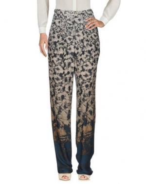 Повседневные брюки SILVIO BETTERELLI. Цвет: стальной серый