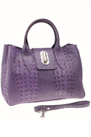 Сумка MATILDA ITALY. Цвет: фиолетовый